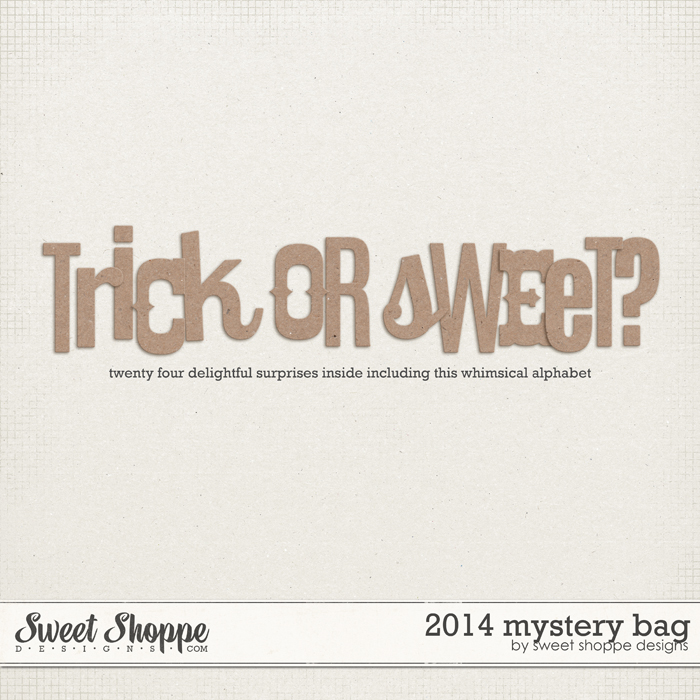 *OFFER EXPIRED* 2014 Mystery Bag by Sweet Shoppe Designs