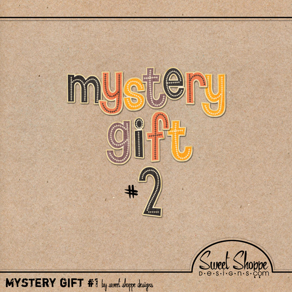 *LIMITED EDITION* October Mystery Gift #2