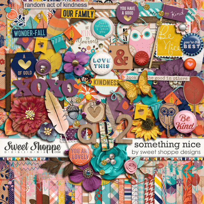 *FLASHBACK FINALE* Something Nice Mega Collab by Sweet Shoppe Designs