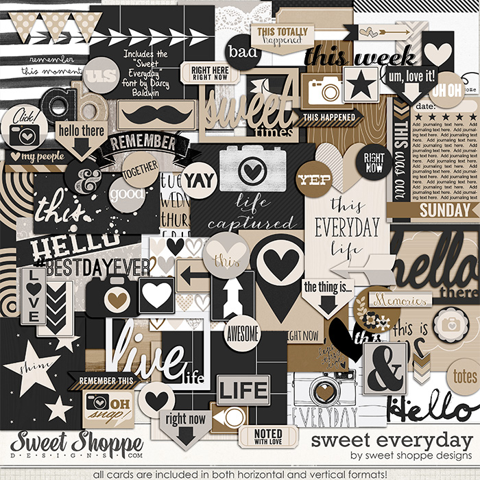 *FLASHBACK FINALE* Sweet Everyday by Sweet Shoppe Designs