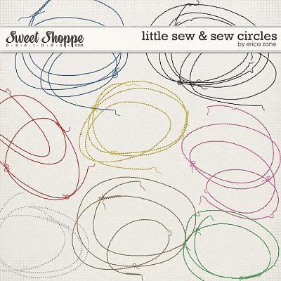 Little Sew & Sew Circles by Erica Zane