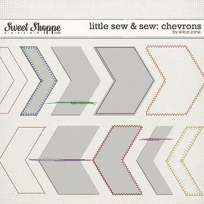 Little Sew & Sew Chevrons by Erica Zane