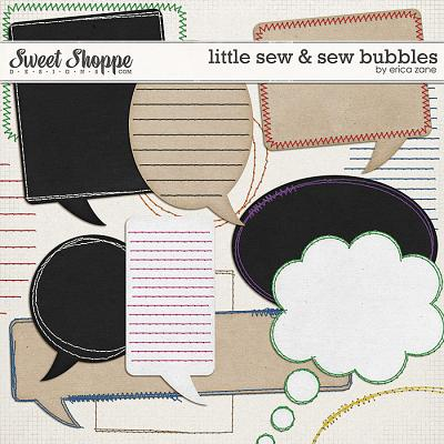 Little Sew & Sew Bubbles by Erica Zane