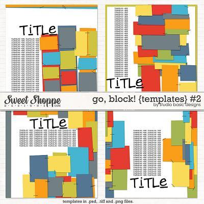 Go, Block! {templates} #2 by Studio Basic