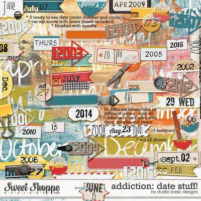 Addiction: Date Stuff! by Studio Basic