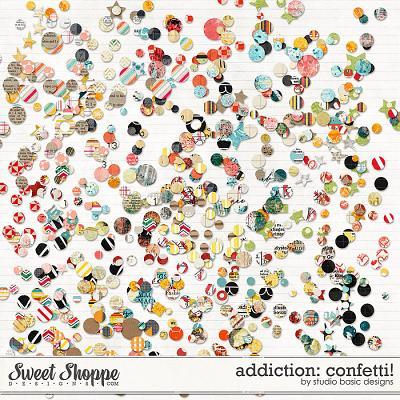 Addiction: Confetti! by Studio Basic