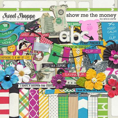 Show Me the Money by Erica Zane