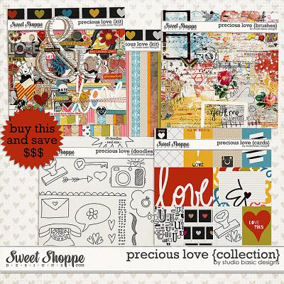 Precious Love {collection} by Studio Basic