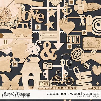 Addiction: Wood Veneer! by Studio Basic
