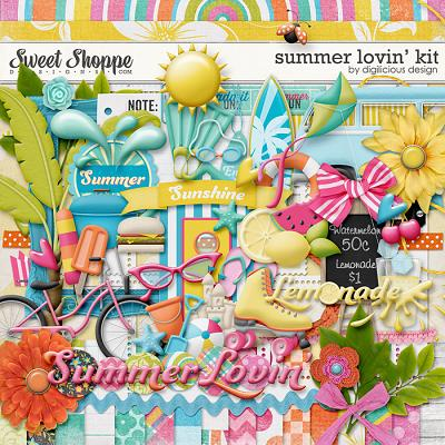 Summer Lovin' by Digilicious Design