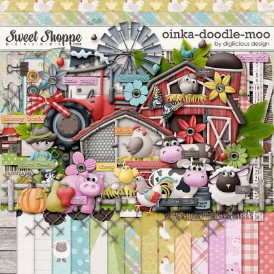 Oinka-doodle-moo by Digilicious Design