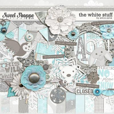 The White Stuff by Erica Zane