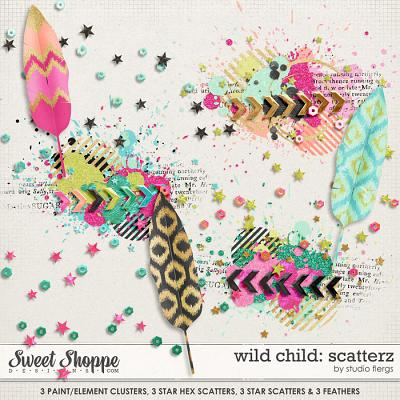 Wild Child: SCATTERZ by Studio Flergs
