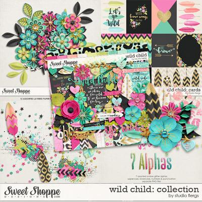 Wild Child: COLLECTION by Studio Flergs