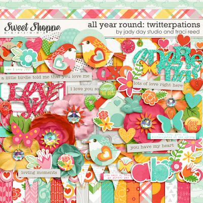 All Year Round: Twitterpations by Traci Reed and Jady Day Studio