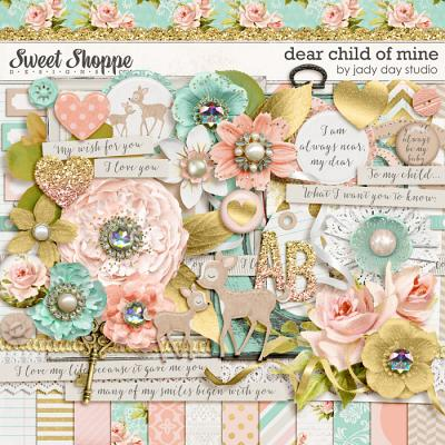 Dear Child of Mine by Jady Day Studio