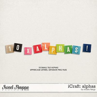 iCraft: ALPHAS by Studio Flergs