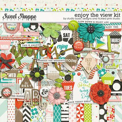 Enjoy The View by Studio Basic Designs & Tickled Pink Studio