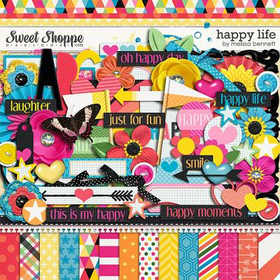 Happy Life by Melissa Bennett