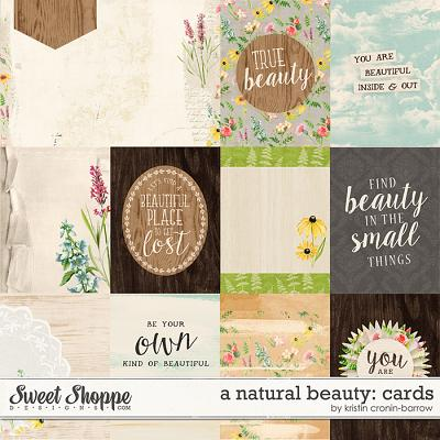 A Natural Beauty: Cards by Kristin Cronin-Barrow