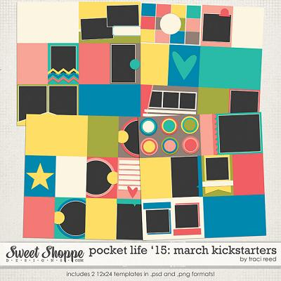 Pocket Life '15: March Kickstarters by Traci Reed