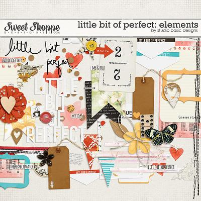 Little Bit Of Perfect Elements by Studio Basic