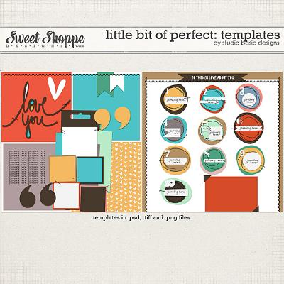 Little Bit Of Perfect Templates by Studio Basic