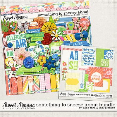 Something to Sneeze About Bundle by Libby Pritchett & Erica Zane
