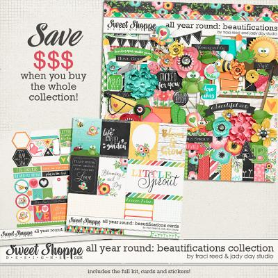 All Year Round: Beautifications Collection by Jady Day Studio and Traci Reed