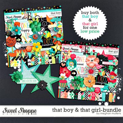 That Boy & That Girl Bundle by Meghan Mullens