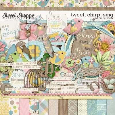 Tweet, Chirp, Sing by Amber Shaw