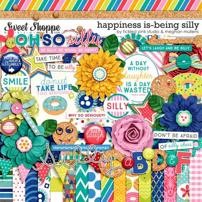 Happiness Is: Being Silly by Meghan Mullens & Tickled Pink Studio