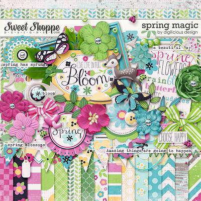 Spring Magic Kit by Digilicious Design