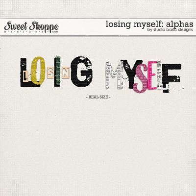 Losing Myself: Alphas by Studio Basic
