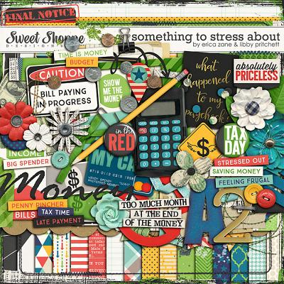 Something to Stress About by Erica Zane & Libby Pritchett