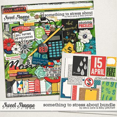 Something to Stress About Bundle by Erica Zane & Libby Pritchett