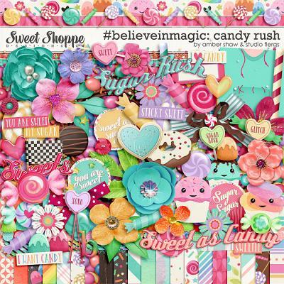 #believeinmagic:  Candy Rush