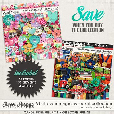 #believeinmagic:  Wreck It Kit Bundle