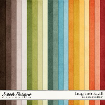 Bug Me Kraft by Digilicious Design