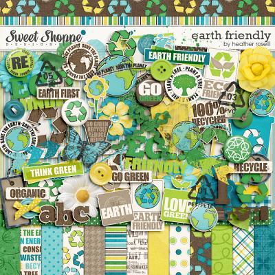 Earth Friendly by Heather Roselli