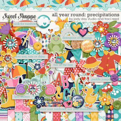 All Year Round: Precipitations by Traci Reed and Jady Day Studio