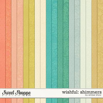 Wishful: Shimmers by Amber Shaw