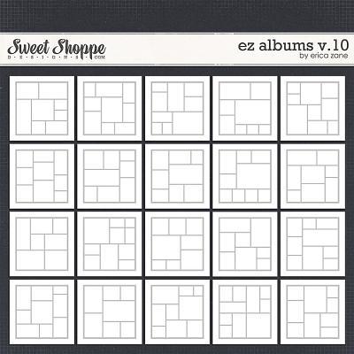 EZ Albums v.10 by Erica Zane
