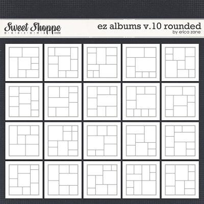 EZ Albums v.10 {Rounded} by Erica Zane