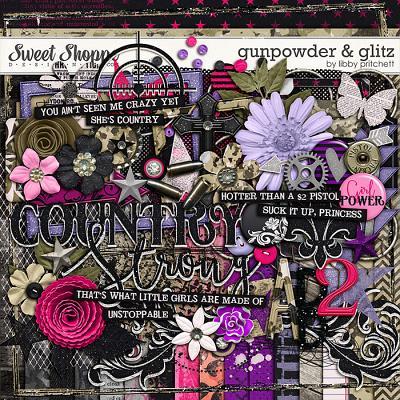 Gunpowder & Glitz by Libby Pritchett