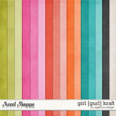 Girl Kraft by Digilicious Design