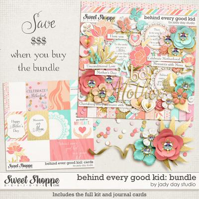 Behind Every Good Kid: Bundle by Jady Day Studio