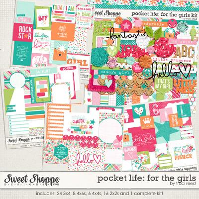 Pocket Life: For The Girls by Traci Reed