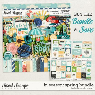 In Season: Spring Bundle by Kristin Cronin-Barrow