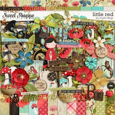 Little Red by Studio Flergs